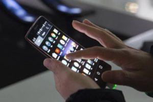 Создание мобильного приложения для служб доставки