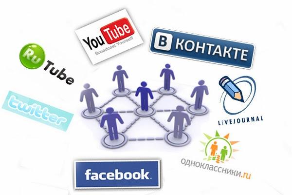 создание и продвижение групп в соц. сетях