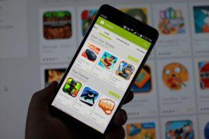 Магазины мобильных приложений