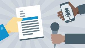 Написание пресс-релиза мобильного приложения